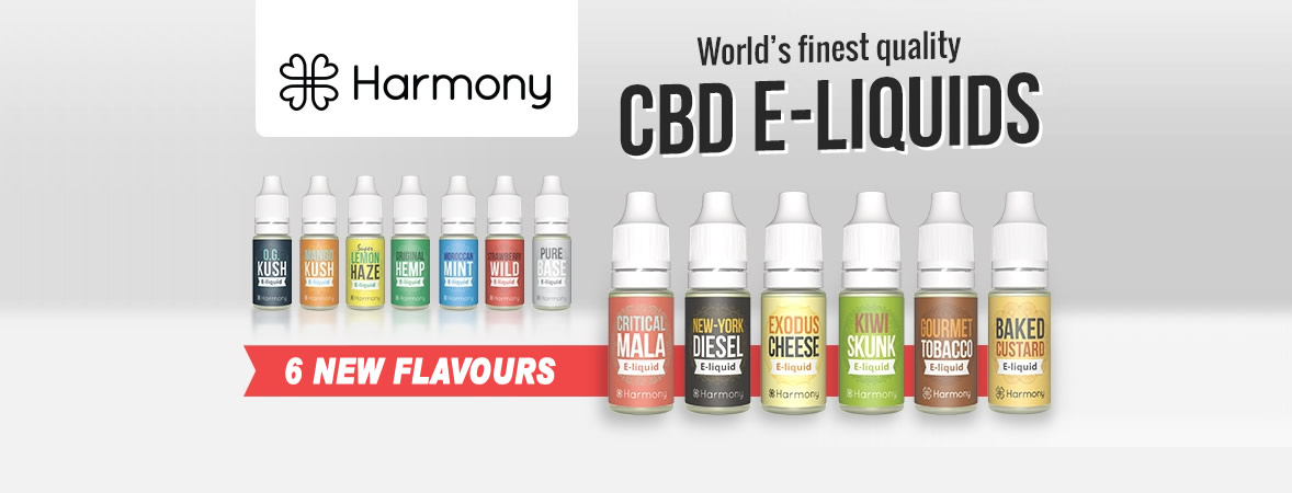 All CBD Flavours!