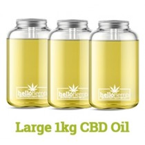Hello Supplements Hemp CBD Oil
