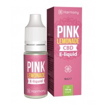 Harmony 100/300/600mg CBD Oil E-Liquid - Pink Lemonade