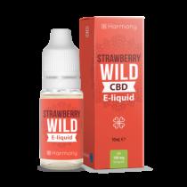 Harmony 100mg/300mg CBD E-Liquid - Wild Strawberry