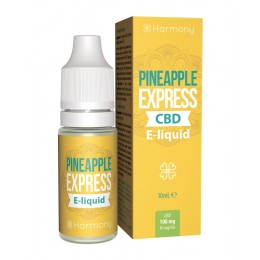 Harmony 100/300/600mg CBD Oil E-Liquid - Pineapple Express
