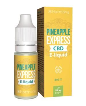 Harmony 100/300/600mg CBD Oil E-Liquid - Pineapple Express