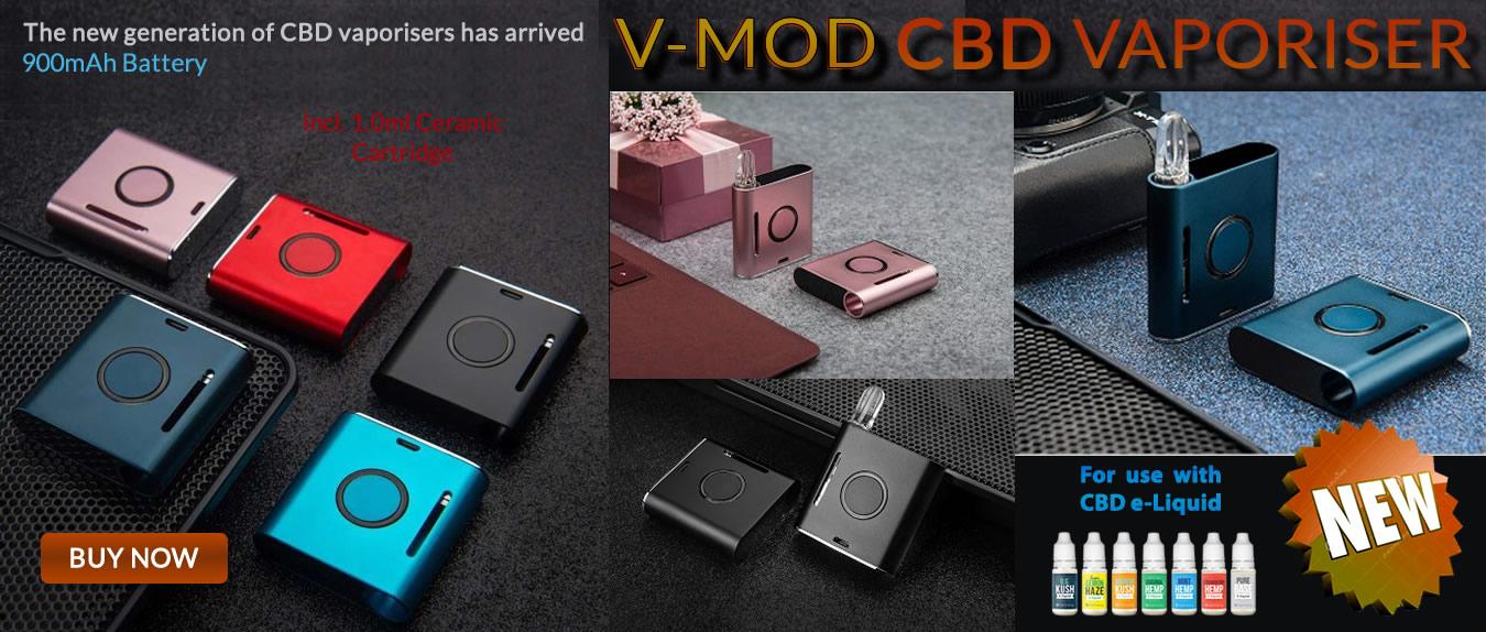 NEW CBD V-Mod Vape!