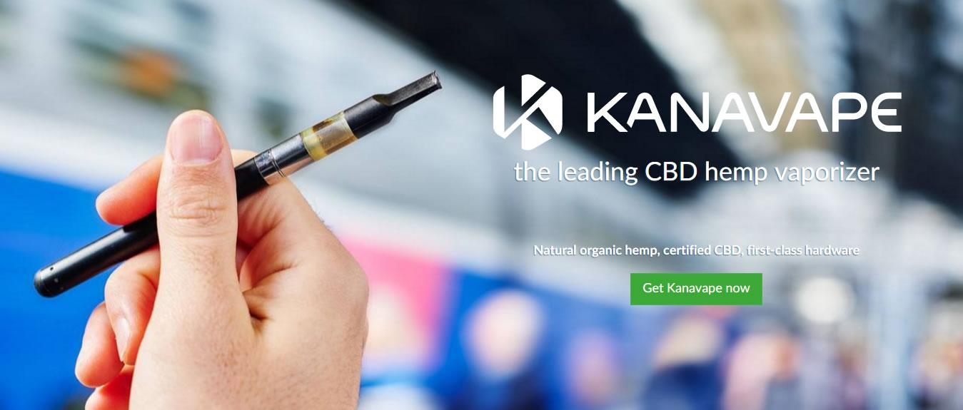 Kanavape CBD Oil Vaporizer